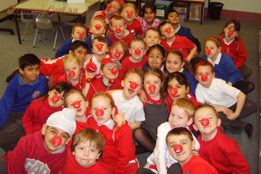 """""""День красного носа"""" - благотворительная весенняя акция для детей сирот и инвалидов"""