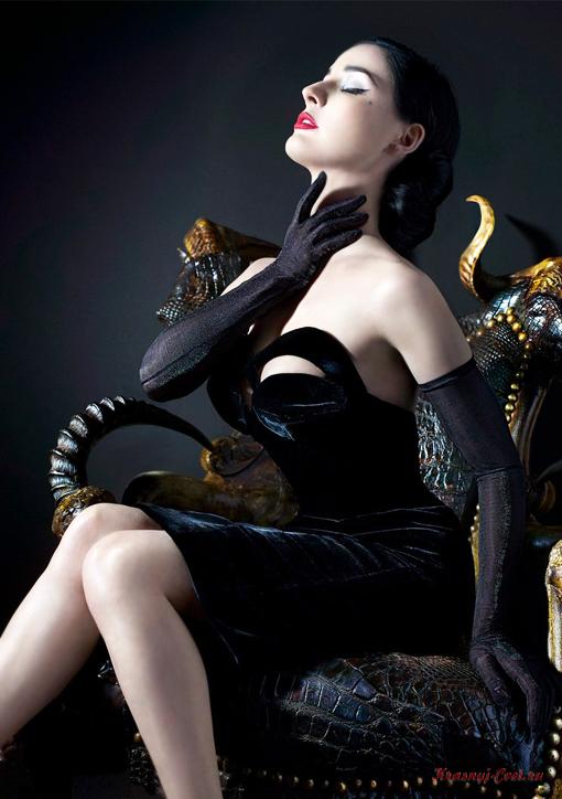 Дита фон Тиз - Королева бурлеска
