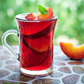 Чай каркадэ из суданской розы - напиток фараонов от всех болезней