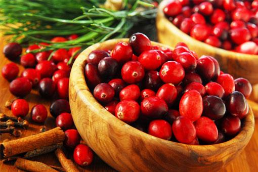 Красная ягода клюква - исконно русские шарики, заряженные жизненной энергией