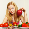 Рак груди предупреждают красные овощи