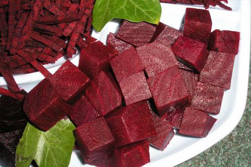 Полезные свойства красно-бордовой свёклы