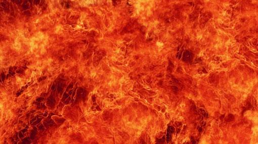 Красный цвет символизирует стихию огня