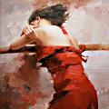Красный цвет в мировом искусстве