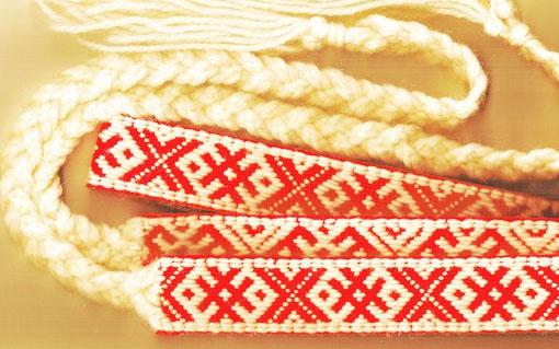 Ритуалы и обряды славянской магии с использованием красного цвета