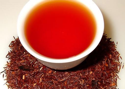 Косметические свойства красного чая ройбуш