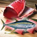 Красная рыба тунец