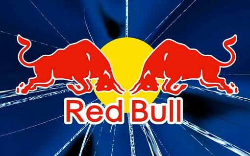 Красный в логотипе Red Bull