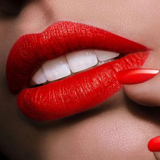 Почему женщины не используют красную помаду