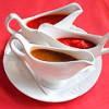 Красный пикантный сливовый соус ткемали оздоровит организм