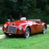 Ferrari 125 Sport 1947 года — первый красный автомобиль от Феррари