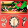 Красный конверт фэн-шуй на изобилие и процветание притягивает удачу во всём