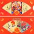 Красный конверт фэн-шуй на счастье окажет благотворное влияние на жизнь