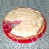 Рецепт быстрого клубничного пирога «Красное под белым или клубника под безе»