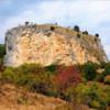 Красный Камень – известная на весь мир скала на Южном побережье Крыма