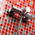 Как правильно сделать дизайн интерьера ванной комнаты в красном цвете