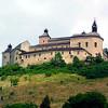 Средневековый замок «Красна Горка» семейства Андраши в Словакии