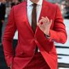 Учеными доказано, что люди в красном — явные агрессоры