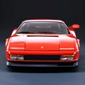 Красный Ferrari 512 Testarossa