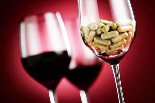 Ежедневное употребление красного вина – прекрасная профилактика глухоты