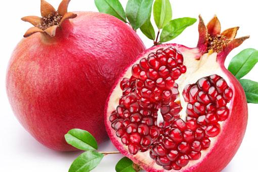 Лечебные свойства граната сокращают период выздоровления после болезни
