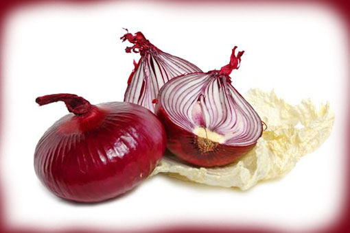 Полезные свойства красного лука