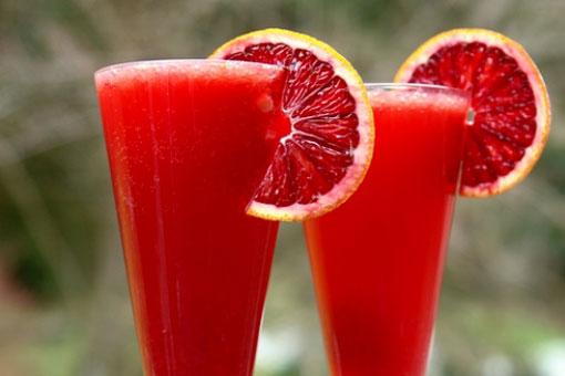Красные апельсины снижают вероятность возникновения онкологических опухолей