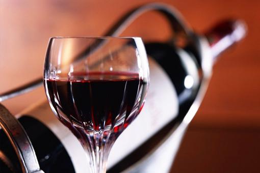 Красное вино против старения