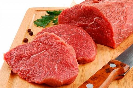 Красное мясо влияет на развитие диабета 2
