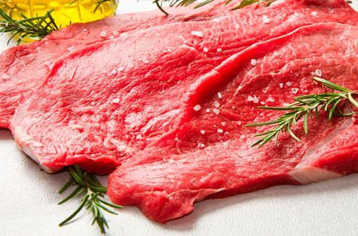 Увеличение употребления красного мяса увеличивает массу тела