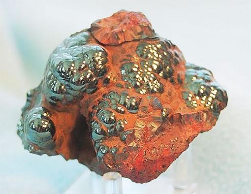 Полезные свойства красного железняка