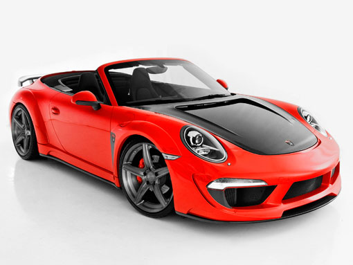 Porsche 911 Stinger Cabrio