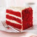 """Торт """"Красный бархат"""" - классика американской кухни 19 века"""