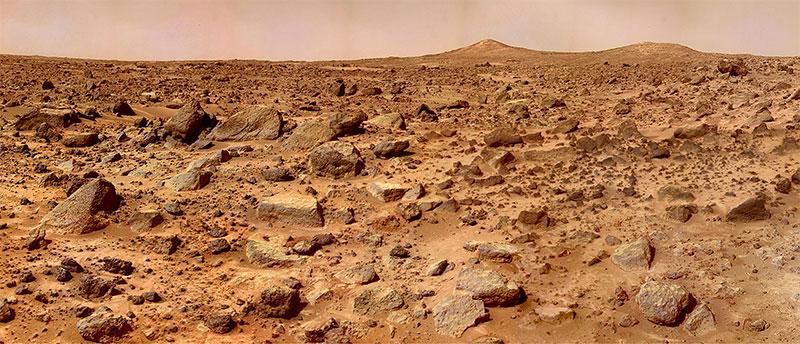 Марс - всё, что мы знаем о красной планете
